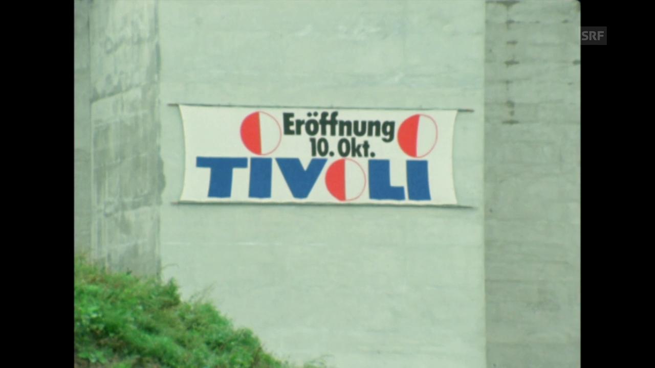 1974: Shoppingcenter Spreitenbach (Kassensturz)