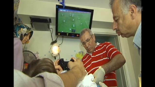 Klinisch saubere Beschneidung in der Tuerkei
