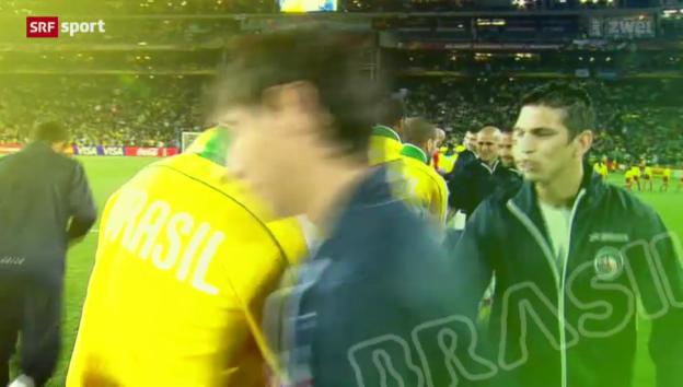 Video «Vorschau Brasilien - Chile» abspielen
