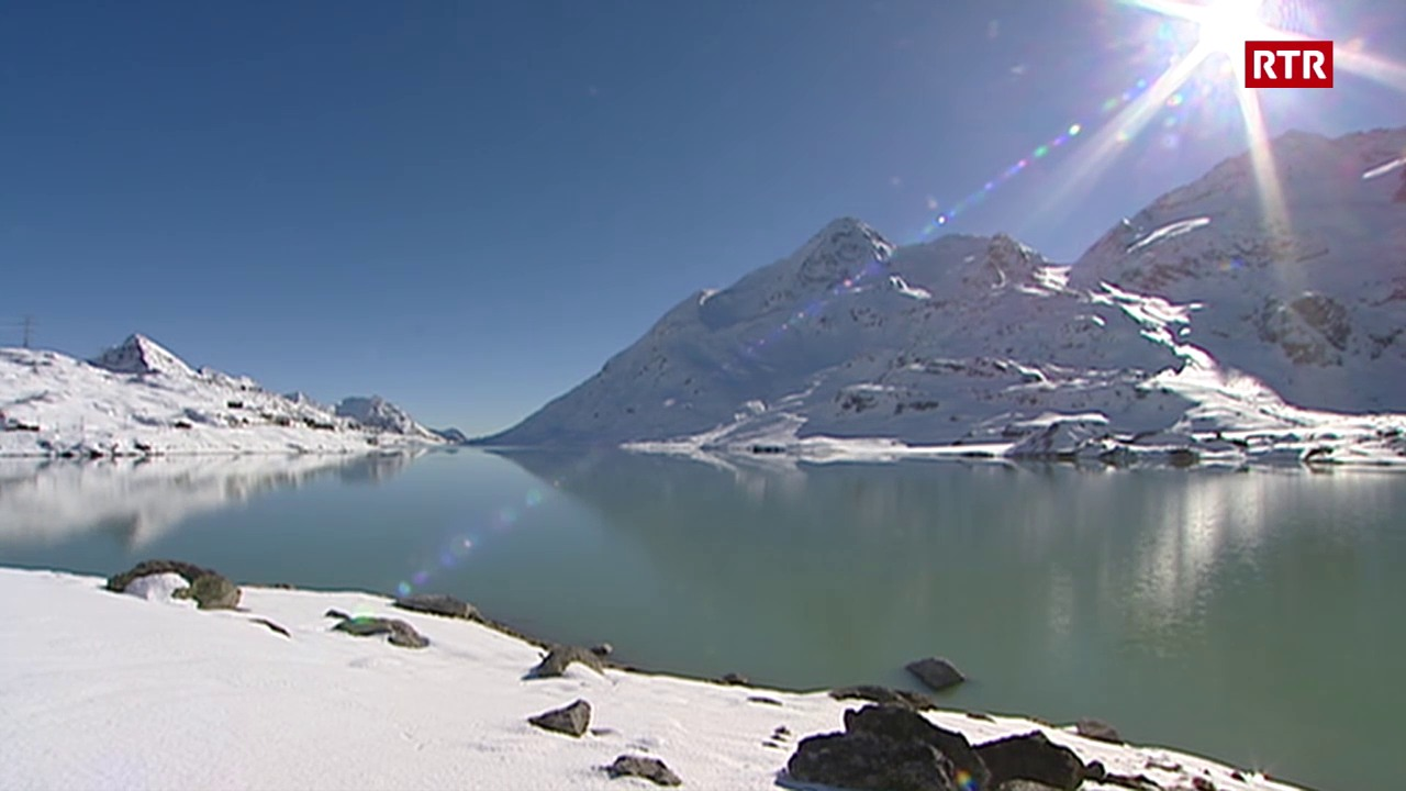 Co vinavant cun l'ovra d'accumulaziun a pumpa Lago Bianco