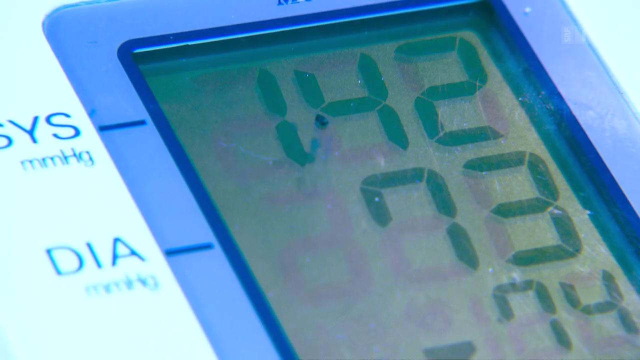 Selber Blutdruck messen hilft
