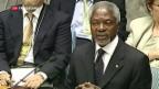 Video «Kofi Annan ist tot» abspielen