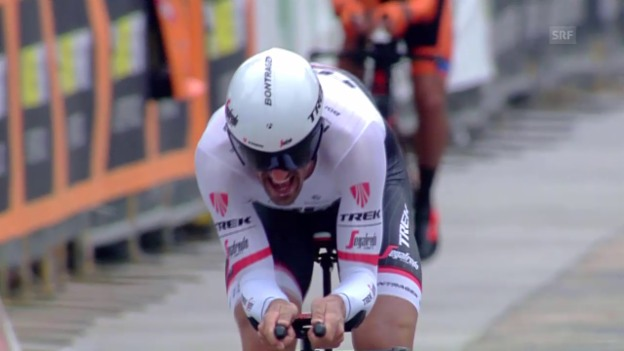 Video «Cancellara: «Business as usual» (Englisch)» abspielen