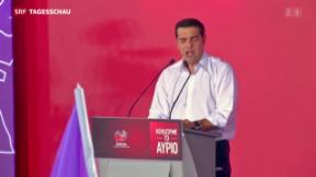 Video «Schafft Tsipras die Wiederwahl? » abspielen