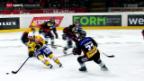 Video «Eishockey: Die Playoff-Halbfinals zwischen Runde 2 und 3» abspielen