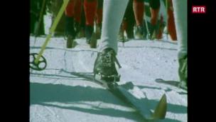 Laschar ir video «50 onns Maraton da skis engiadinais»