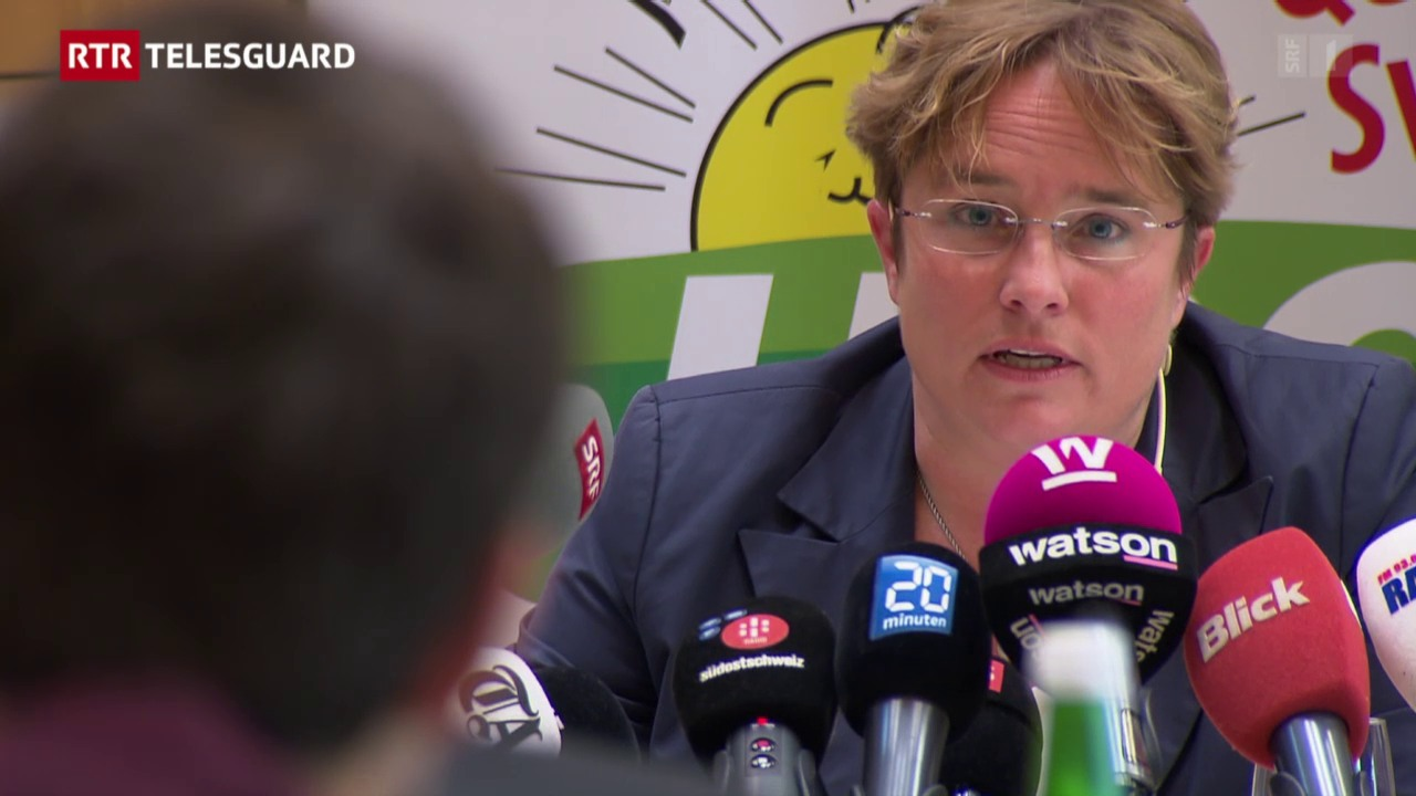 Magdalena Martullo-Blocher candidescha per PPS GR per las elecziuns en il Cussegl naziunal