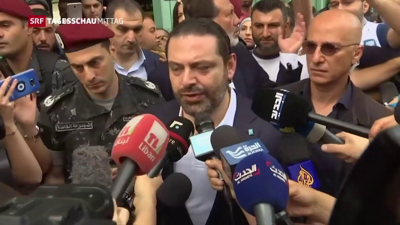 Al-Hariri dürfte auf neue Amtszeit zusteuern