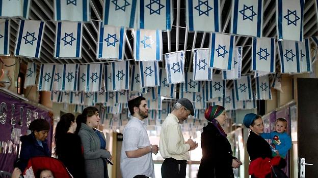 «Die israelische Gesellschaft entwickelt sich nach rechts»
