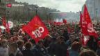 Video «Frankreichs Geschichte mit Protesten» abspielen