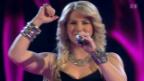 Video «Beatrice Egli gibt Gratis-Konzert in Pfäffikon» abspielen