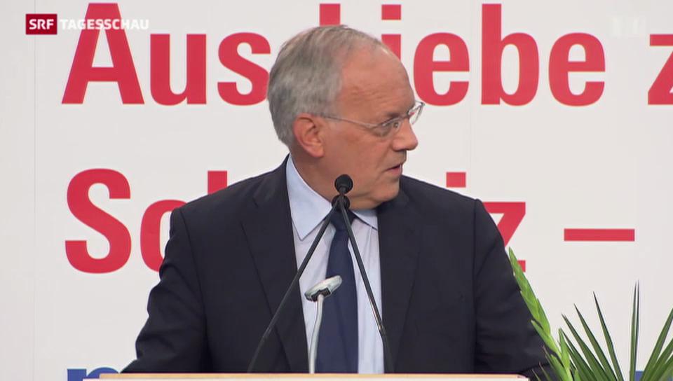 Parteitag der FDP Schweiz