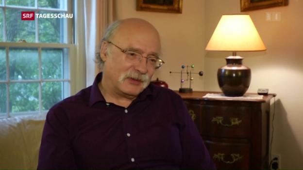 Video «Nobelpreis für Beschreibung ungewöhnlicher Materie» abspielen