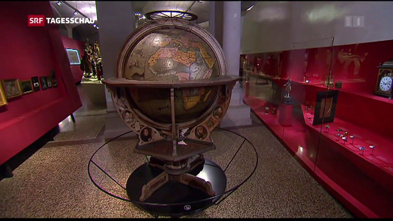 Rätsel um St. Galler Globus gelöst