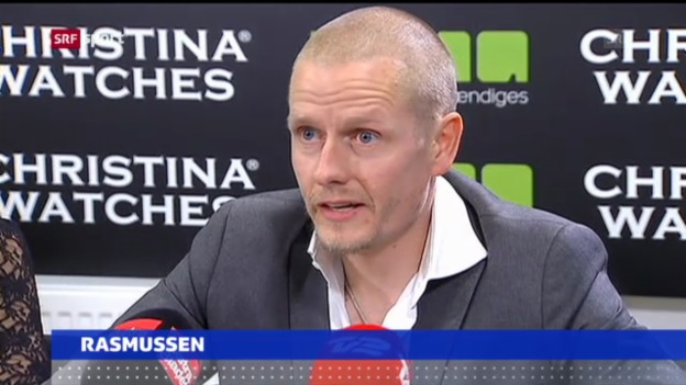 Video «Rasmussens Dopinggeständnis («sportaktuell»)» abspielen