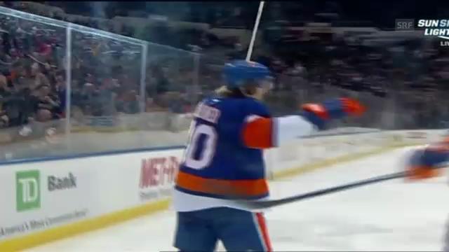 NHL: NY Islanders-Tampa Bay (21.01.2013)
