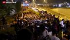 Video «Übergriffe auf Demonstranten» abspielen