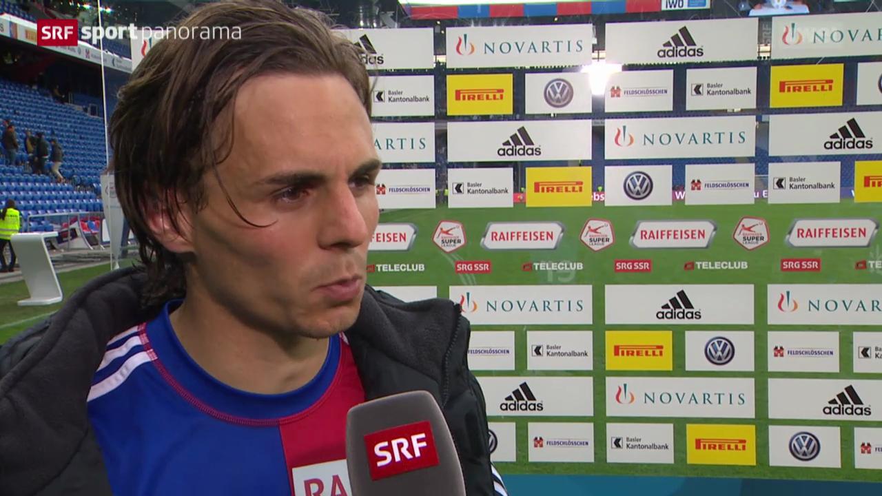 Fussball: Reaktionen zu Basel - GC