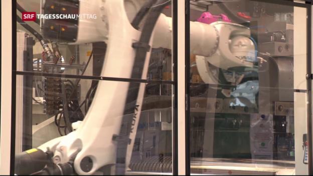 Video «BAK Basel erhöht Wachstumsprognose» abspielen