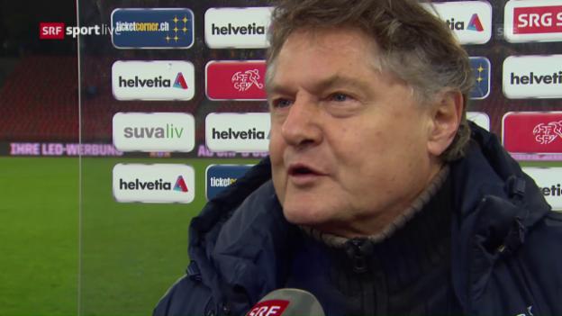 Video «Canepa nach FCZ-Sieg: «St. Gallen konnte nur verlieren»» abspielen