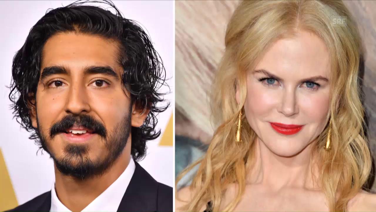 «Lion»-Darsteller im Oscar-Rennen