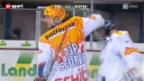 Video «NLA: Biel - Kloten Flyers» abspielen