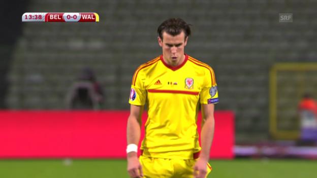 Video «Fussball: EM-Quali, Belgien-Wales» abspielen