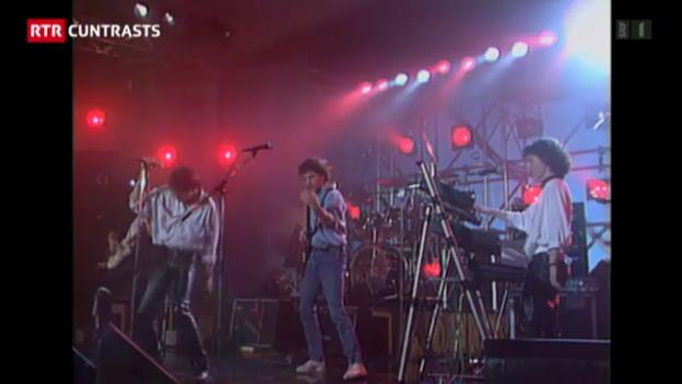 Laschar ir video ««Sas anc?» – Il decenni da la musica nova e dal «rock'n roll»»