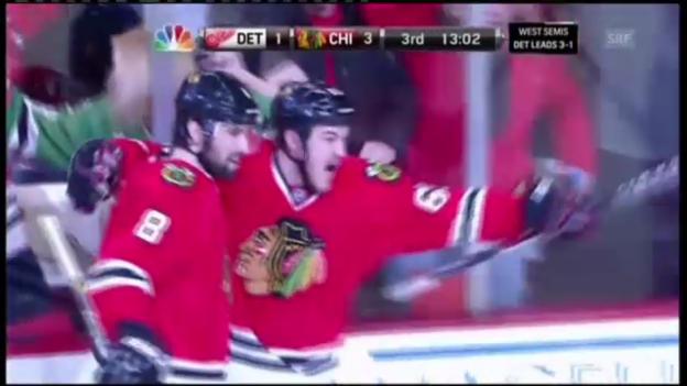 Video «Highlights Detroit - Chicago» abspielen