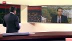 Video «Mögliche Einigung CS mit US-Justiz» abspielen