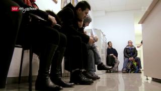 Video «EU-Reizthema Migration» abspielen