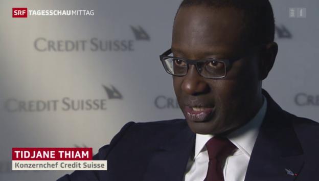 Video «Die neue Strategie der Credit Suisse» abspielen