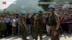 Video «Mitschuldig an Srebrenica-Massaker» abspielen