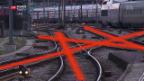 Video «Bahnhof Luzern wird gesperrt» abspielen