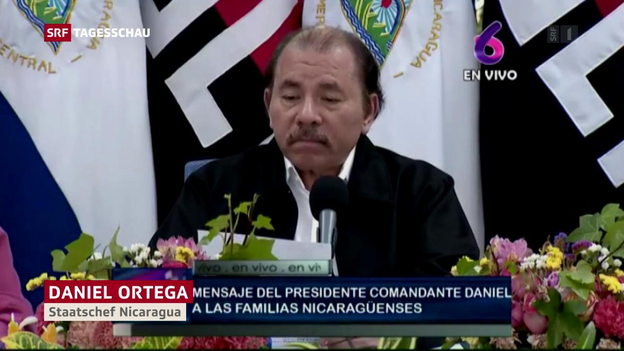 Ortega zieht Rentenreform zurück