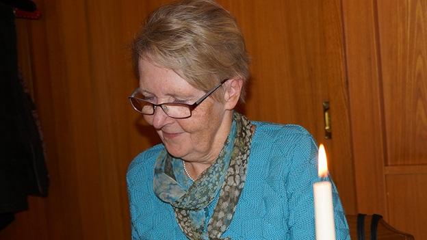 Christine Bärtschi über ihre Teilnahme an der Verlosung