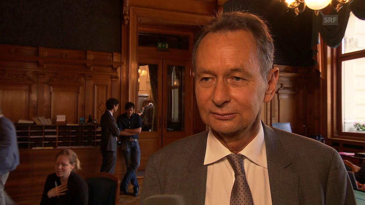 Philipp Müller (FDP): Diskussion um Luftschlösser