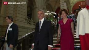 Video «Didier Burkhalter neuer Bundespräsident » abspielen