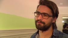 Video «Wohnungsbesitzer: «Uns gefällt die Idee.»» abspielen