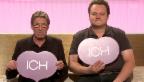 Video «Unentschieden: Clown-Duo Gaston und Roli in «Ich oder Du»» abspielen