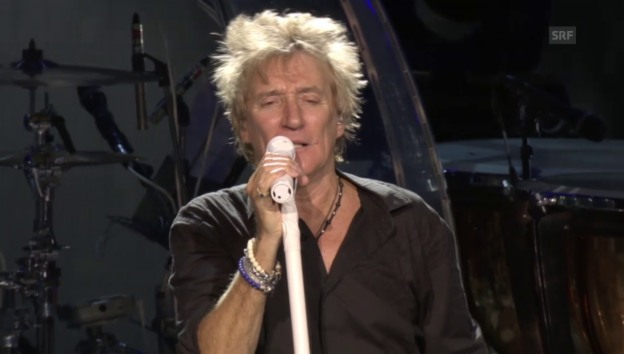 Video «Rod Stewart: «Sailing» (Avo Session Basel 2012)» abspielen