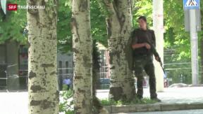Video «Ende der Waffenruhe in der Ukraine» abspielen