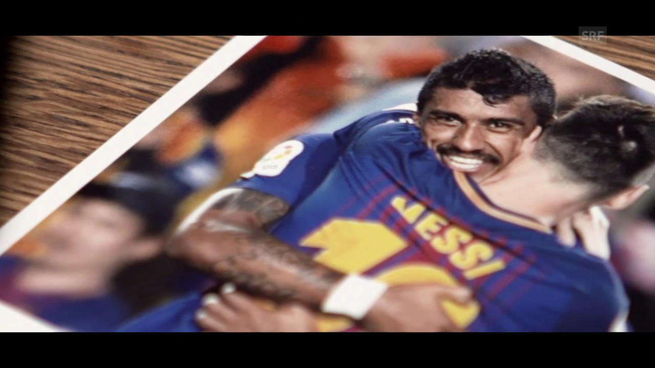 Paulinho: Dank Messi bei Barcelona