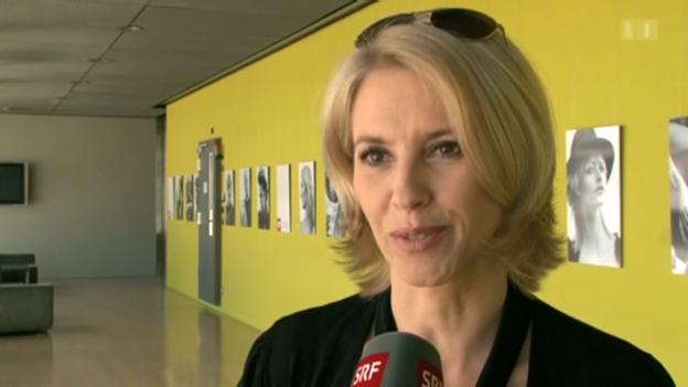 Video «Veränderungen an der SRF-Newsfront» abspielen