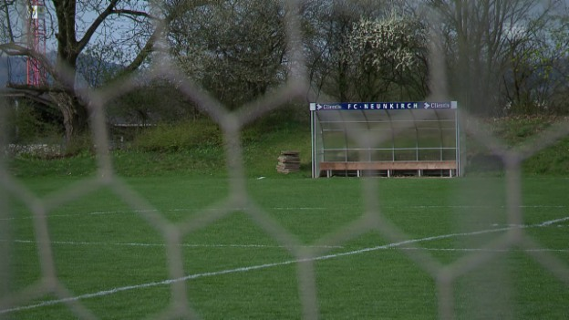 Video «FC Neunkirch stellt Spielbetrieb ein» abspielen