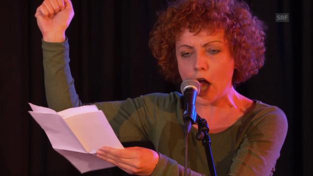 Video «Lene Morgenstern: «In vino veritas»» abspielen
