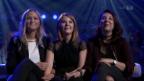 Video «Bettina, Mirjam und Nicole: «Wunder passiere»» abspielen