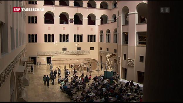 Video «Türkische Spitzel an Schweizer Universitäten» abspielen