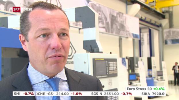 Video «SRF Börse vom 30.05.2018» abspielen