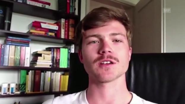 Video «Tim Hofer: Warum ich ein guter Nationalrat wäre» abspielen